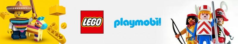 Lego & Playmobil